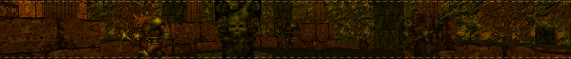 Super Cool Retro FPS Themed Blog of DEATH